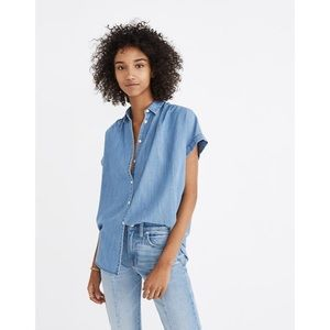 Madewell | Chambray Central Shirt